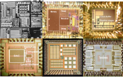 Chip design for 6G and life