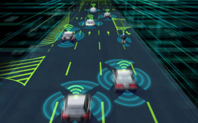 5G comes to vehicle communication